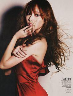 Jessica @ W Korea 2012 SEP