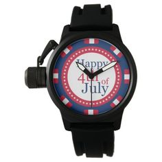 Happy 4th Of July Watch