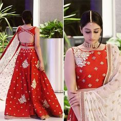 Some seriously gorgeous pictures these are ! How is ❤️ such a stunner this one Styled by Indrakshi ( Indian Lehenga, Lehenga Designs, Indian Dresses, Indian Outfits, Patiala Salwar, Anarkali, Lehnga Blouse, Simple Lehenga, Party Kleidung