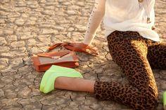 La Passion pour la Fashion: Neon Summer inspiration