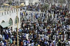 Prière du vendredi à TOUBA
