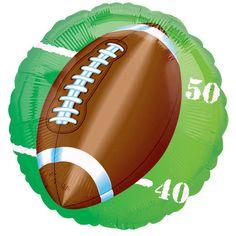 Football Value Line balloon