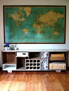 I've seen a lot of upcycled furniture around lately but these 10 designer pieces use elements from different sources and bring them together to create pieces that are exciting, wonderful, and new.