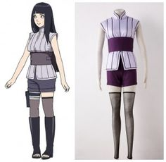 Freeship for movie Halloween costume 2016 for group Hinata Cosplay, Naruto Cosplay Costumes, Cosplay Outfits, Costume Ninja, Carnival Costumes, Halloween Costumes, Naruto Shirts, Naruto Clothing, Costume Accessories