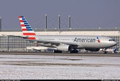 American Airlines Airbus A330-243 (registered N291AY)