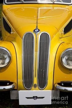 yellow.quenalbertini: BMW Canvas Print by Tad Kanazaki Photo   Fine Art America