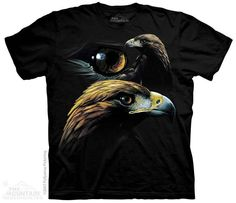 PRIKID - Golden Eagle Collage T-Shirt, €37.00 (http://prikid.eu/golden-eagle-collage-t-shirt/)