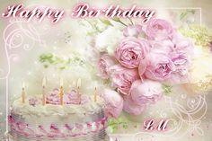 Birthday Name, Happy Birthday, Name Day, Decorative Boxes, Cakes, Rose, Beautiful, Bonito, Happy Aniversary