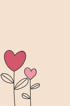 Cute Heart Drawings, Heart Hands Drawing, Easy Drawings, Heart Doodle, Doodle Girl, Heart Illustration, Pattern Illustration, Heart Wallpaper, Wallpaper Iphone Cute