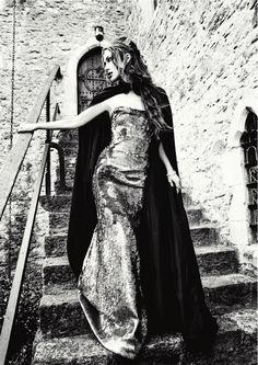 Keira Knightley | Ellen Von Unwerth | Harper's Bazaar UK September 2012 | Keira