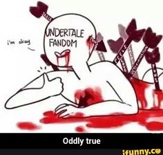 That was me after I watched genocide run right after a pacifist one... It ended very similarly