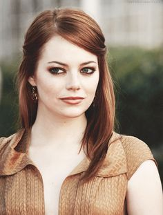 Emma Stone. We'd be friends if we ever met.