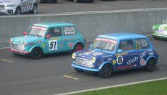 BRSCC Super Mighty Mini Championship Cadwell Park 10th April 2010