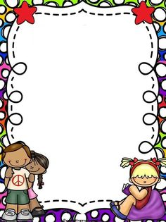 Resultado de imagem para Cute School Border and Frames Borders For Paper, Borders And Frames, Holiday Homework, School Border, Boarder Designs, Cute Borders, School Frame, School Clipart, Binder Covers