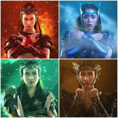 Encantadia 2016 Costume, Encantadia Costume, Costumes, Black Aesthetic Wallpaper, Aesthetic Wallpapers, Kylie Padilla, Gabbi Garcia, Gma Network, Artists