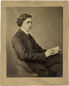 The Mystery of Lewis Carroll   The Public Domain Review