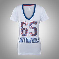 #KansasUniversity Jungle Tee l Gameday Super Store #Jayhawks
