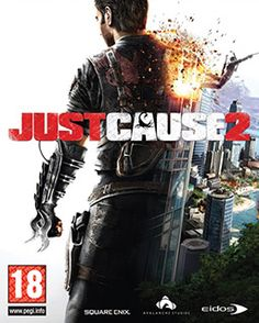 "Just Cause 2 - a very underrated ""sandbox"" game where a very well-designed learning curve leads to being a complete badass by the end."