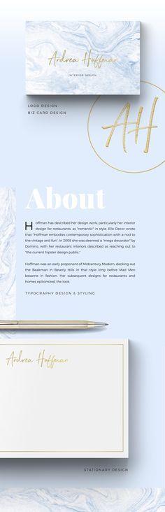 Brand identity by Libby Bryant, LIBBY Co. Studio