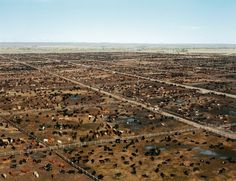 Greeley, C-print by Andreas Gursky