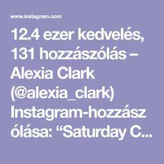 """12.4 ezer kedvelés, 131 hozzászólás – Alexia Clark (@alexia_clark) Instagram-hozzászólása: """"Saturday Circuit 40seconds on 20seconds rest 3-5 rounds #alexiaclark #queenofworkouts #queenteam…"""""""