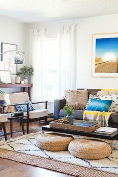 Tips for Creating Cozy Spaces - Entertain   Fun DIY Party Craft Ideas
