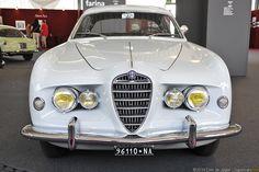 1954 Alfa Romeo 1900 TI Super Ghia Coupe