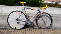 Pursuit bike