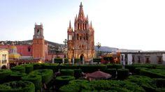 San Miguel de Allende @ Hoteles Boutique de MexicoHoteles Boutique ...