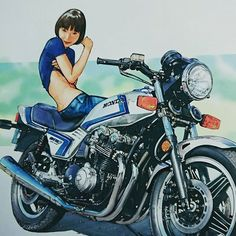 CR Art CB750F