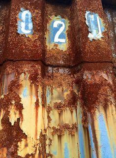 Rust 020 by Ann Kate Davidson