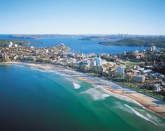 Manly Beach, Sydney. Best beach in NSW!