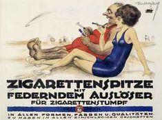 Zigarettenspitze – Theo Matjko – Alemania (1919)