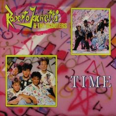 Roberto Jacketti & the Scooters - Time (1984) - MusicMeter.nl