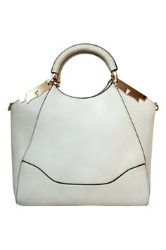 If you are a bag lover we are sure you would rock this fab bag this spring. Yes we like something different.