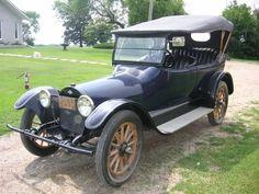 1916 Buick McLaughlin  Price: $14,500 VIN: 740500 Stock #: MC7405FR48  Coupe Transmission: Manual