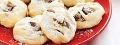 Chocolate Chunk Drops- Drop chocolate in your shortbread for added delight. Make this delicious recipe with our Melt-in-Your-Mouth Shortbread technique.