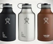 Hydro Flask Vacuum-Insulated Beer Growler