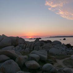 Lavezzi sunset