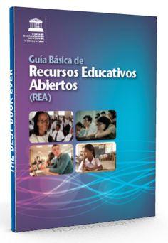 Guía básica de recursos educativos Abiertos (REA) - Unesco - PDF  #educacion #REA #LibrosAyuda  http://www.librearchivo.tk/2016/05/guia-basica-de-recursos-educativos-abiertos-rea.html