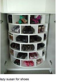 shoe carosel ... yes!