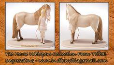 Dreams Come True-Horse Whispers From Tribal Impressions- Review the complete collection off of: http://www.indianvillagemall.com/horsewhisper.html