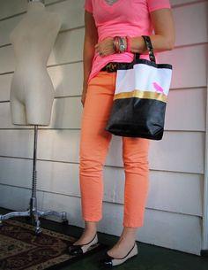 Wobisobi: Canvas Tote Bag, DIY