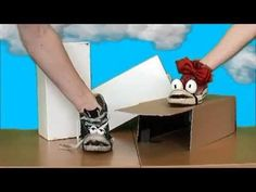 Kindergarten Themes, Stop Motion, Crafts For Kids, Recycling, Drama, Preschool, Teaching, Youtube, Daycare Ideas