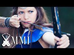 Musica celta irlandesa relajante medieval instrumental gaitas, tambores y flauta de peliculas - YouTube