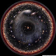 This Image Of The Entire Universe Will Make You Feel Incredibly Small