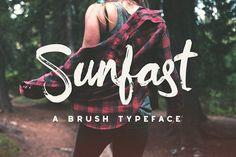 Sunfast by Greg Nicholls on @creativemarket