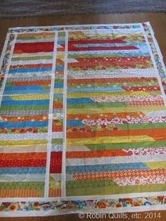 Quilt Inspiration: Spaghetti, potato chips and jelly rolls ... : lasagna quilt - Adamdwight.com