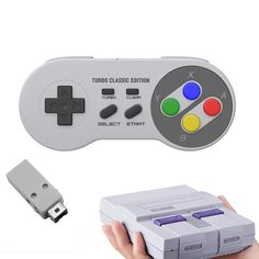 WhatsApp:+8618684864648 SNES Classic Wireless Controller Snes Classic, Game Controller, Long Hair, Paradise, Games, Hair Styles, Mini, Google, Accessories