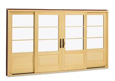 panel sliding french door | ... offers high quality wood and fiberglass entry doors and storm doors